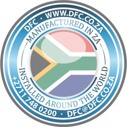 DFC Sticker